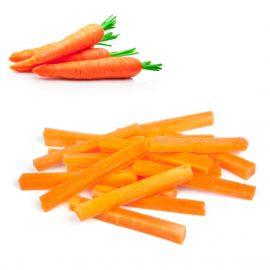 Carrot Sticks Sanitized 250g