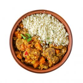 Moroccan Style Beef Tagine with Couscous 500g