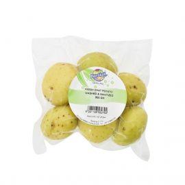 Potato Chat White Fresh Washed
