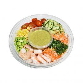 Japanese Shrimps and Mango Mint Dressing 1.2kg