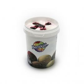 Mix Berries Frozen Yoghurt Ice Cream