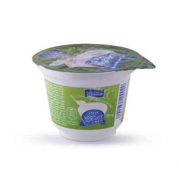 Al Rawabi Full Cream Yoghurt 170g