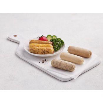 Chicken Apple Sausage 600g (10x60g)