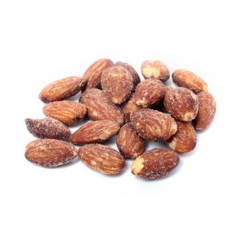 Almond Roasted/Salted 400g