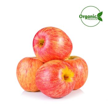 Apple Royal Gala Organic (4 Pieces pack)