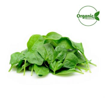 Baby Spinach Organic 125g