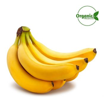 Banana Organic 1 Kg