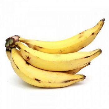 Banana Yellow Plantain (Nendra) 400-500g