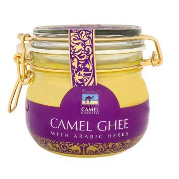 Camel Ghee with Arabic Herbs