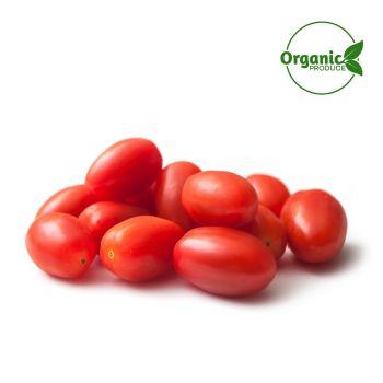 Cherry Plum Tomatoes Organic 250g