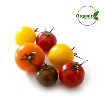 Cherry Tomato Mixed Organic 250g