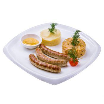 Chicken Nuerenberger Sausage (15x60g)