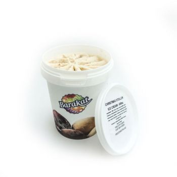 Christmas Stollen Ice Cream
