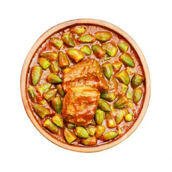 Turkish Lamb and Okra with steamed rice 500g