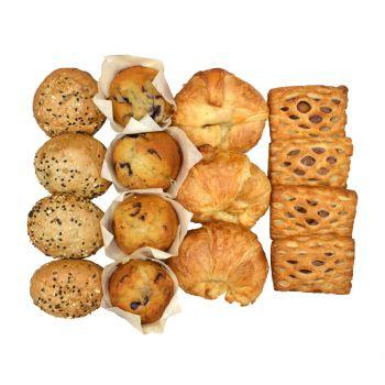 Assorted treats (Breakfast / Tea) Box 2 (14 pieces)