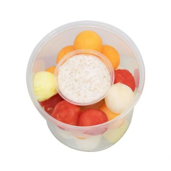 Fruit Marbles with Chia Toppings 400g