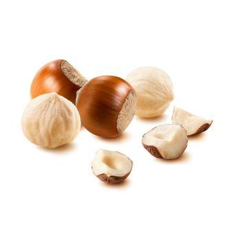 Hazelnuts Shelled 250g