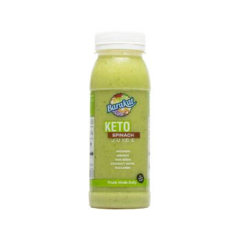 Keto Spinach Juice 200ml