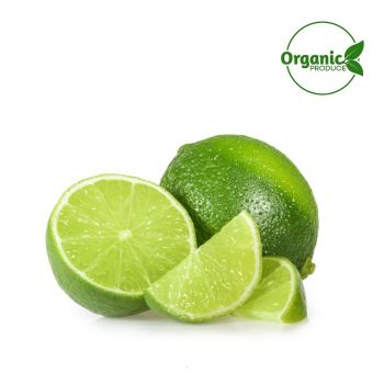 Lime Organic 4 Piece pack ~400g