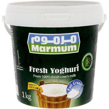 Marmum Yogurt Full Fat 1 Kg