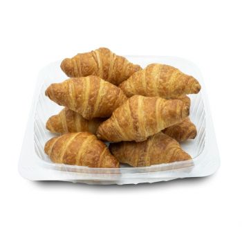 Butter Croissant Mini Pack of 10