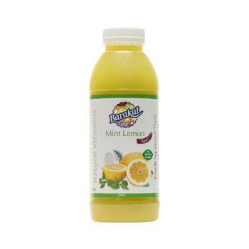 Mint Lemon Refresher