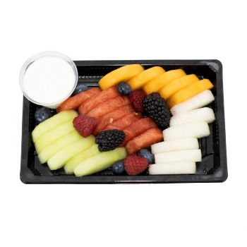 Mix Berry and Melon Platter White Chocolate Dip 400g