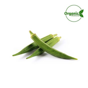 Okra Organic 250g
