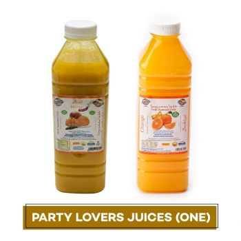 Party Lovers Juices 1