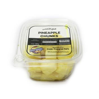 Pineapple Chunks 150g