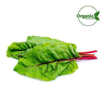 Red Chard Organic 125g