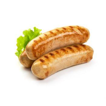 Chicken Bratwurst Sausage 600g (10x60g)