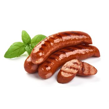 Beef Bratwurst Sausage 600g (10x60g)