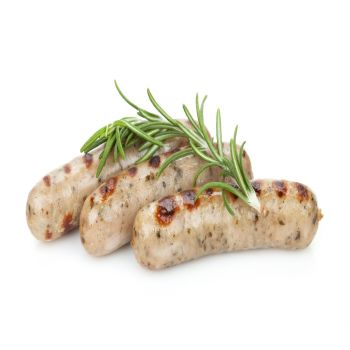 Chicken Nuerenberger Sausage 600g (10x60g)