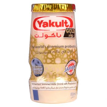 Yakult Probiotic Drink Gold 80ml